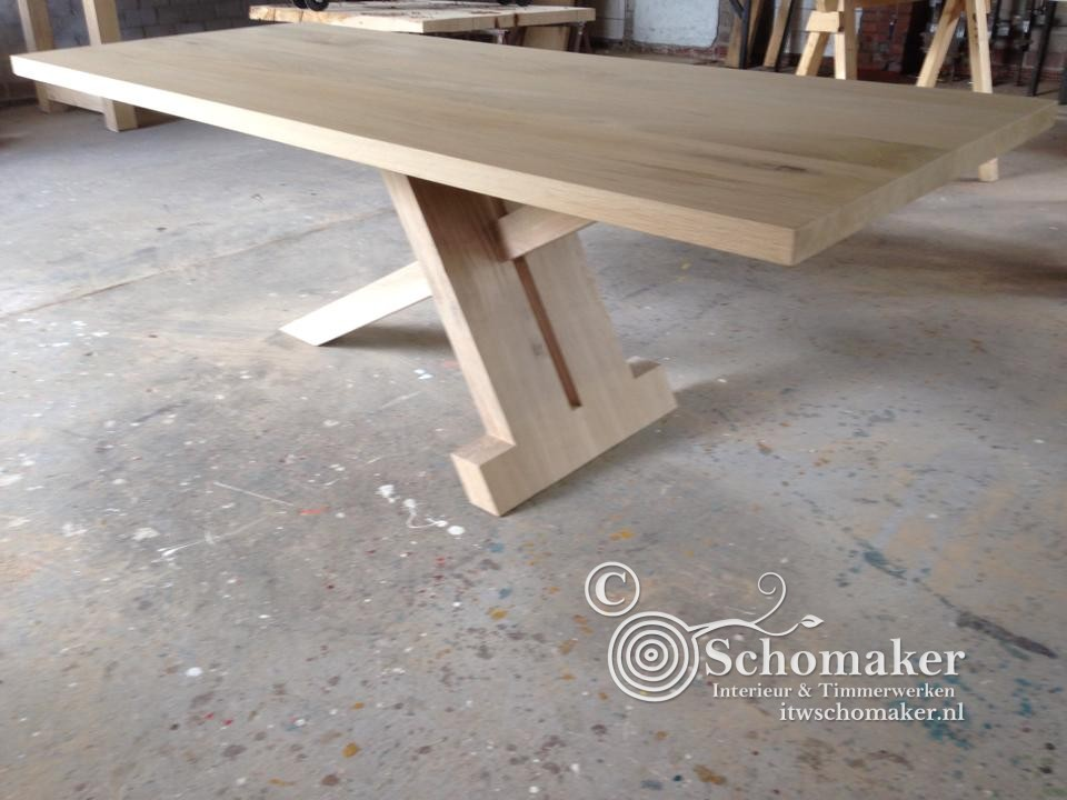 Scandinavisch design tafel 'Tromps'